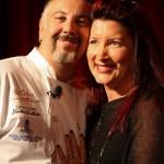 Tariq Hanna and wife