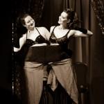Natasha Fiore and Madame Mystere