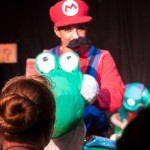 Picola Tushy as Mario
